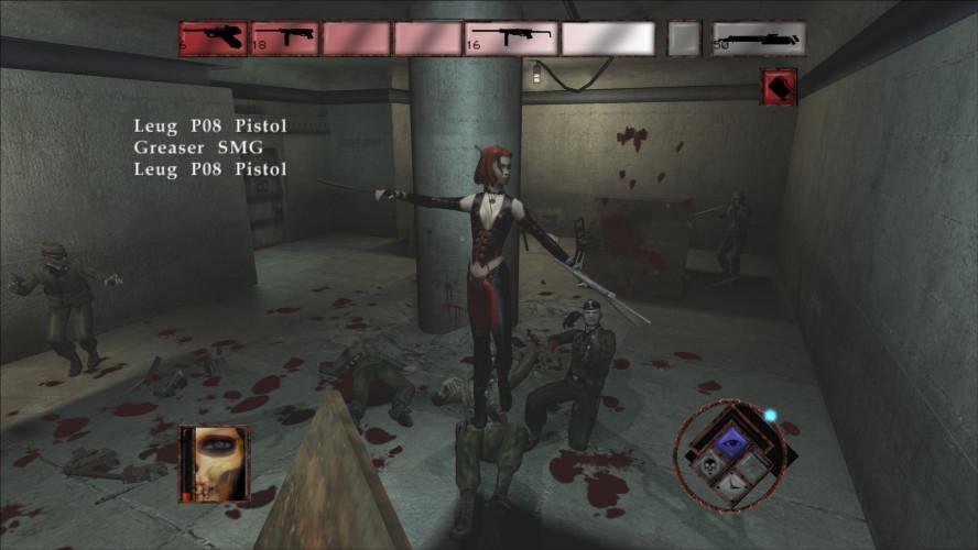 Ремастеры вампирских экшенов BloodRayne выйдут 20 ноября. Вот первые скриншоты и тизер