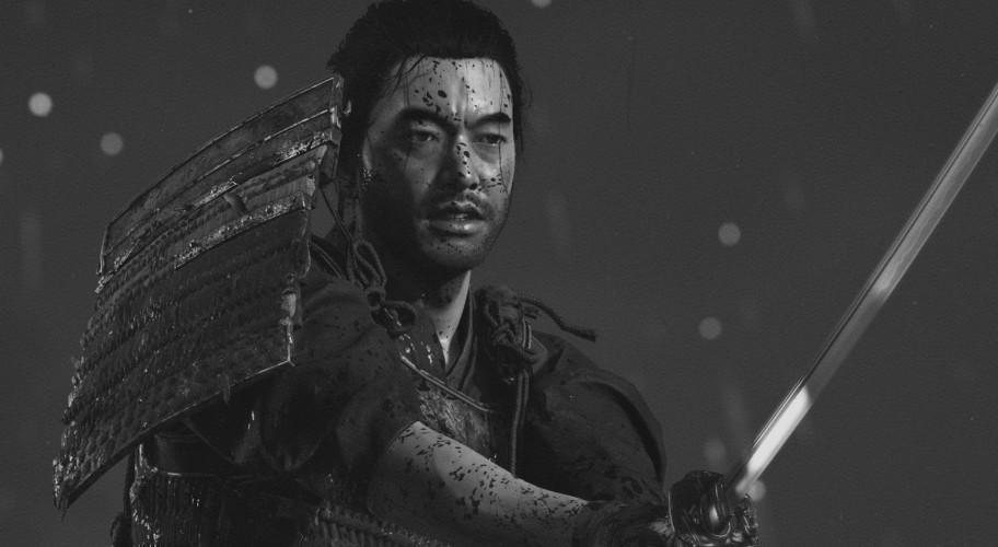 Чёрно-белый режим Ghost of Tsushima создавали при поддержке наследников Акиры Куросавы