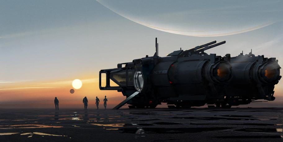 Официально: ремастер трилогии Mass Effect выйдет весной 2021-го, новая часть серии — в разработке