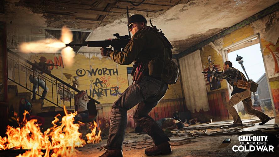 Добро пожаловать в Nuketown. Снова. Трейлер бесплатной карты в Call of Duty: Black Ops Cold War