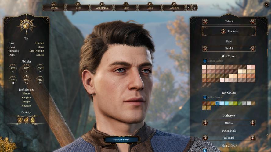 Авторы Baldur's Gate III огорчаются, что игроки создают себе слишком банальных персонажей