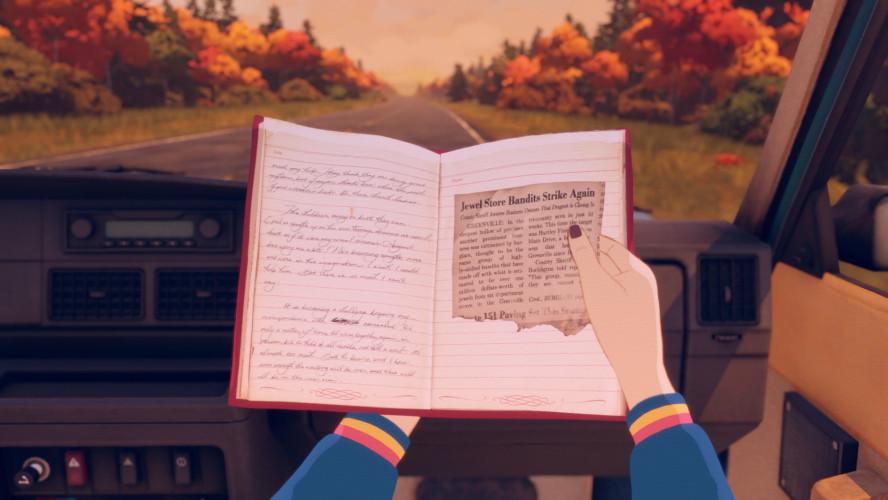 Мать и дочь разгадывают семейную тайну — анонс сюжетного приключения Open Roads