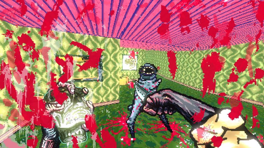 Post Void — адреналиновый аркадный шутер с психоделическим стилем