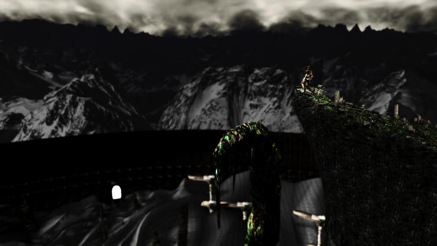 Dark Souls: Nightfall — фанатский мод с продолжением первой Dark Souls