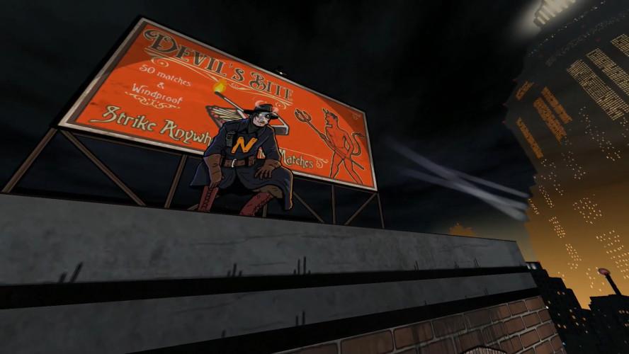 Рисованный экшен про гангстеров, новые видео из System Shock, игра от создателя Brutal Doom и другие анонсы Realms Deep 2020