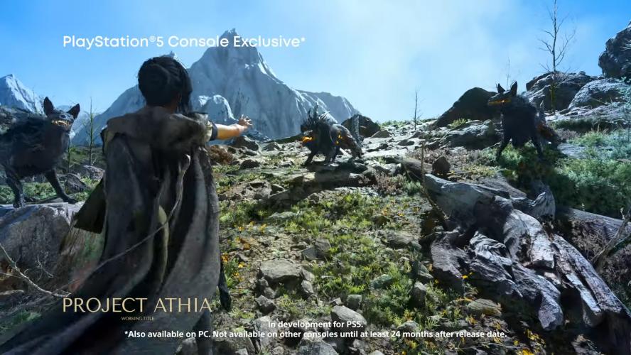 Project Athia от Square Enix будет консольным эксклюзивом PS5 как минимум 24 месяца