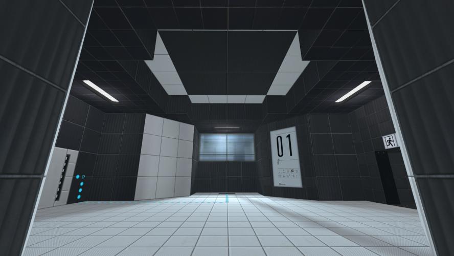 Portal Reloaded — фанатский мод, где дают третий портал (для перемещения во времени)