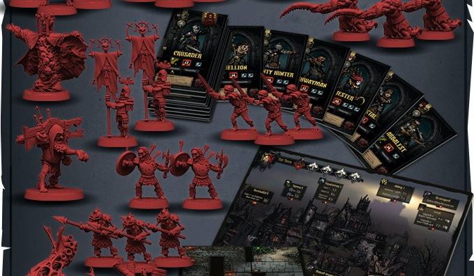 Настольная игра по Darkest Dungeon за день собрала больше миллиона долларов на Kickstarter