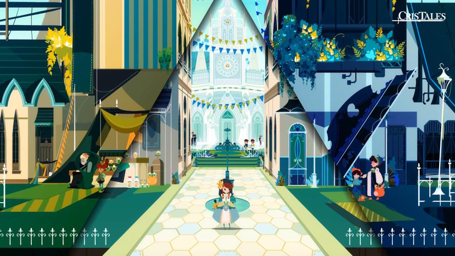 Красочную JRPG Cris Tales перенесли на 2021 год