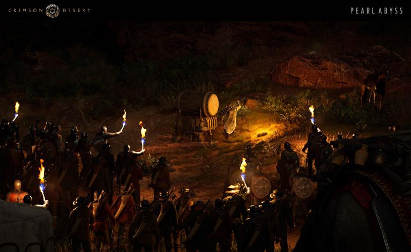 Сквозь невзгоды и боль — геймплейный ролик из Crimson Desert