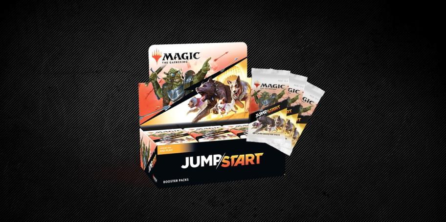JumpStart — безумные колоды для быстрой игры в Magic: The Gathering