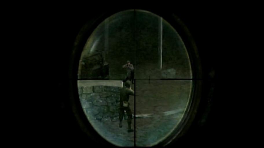 Снайперскую винтовку дают крайне редко. А зря