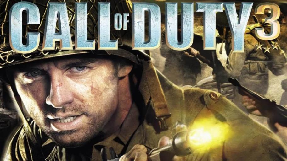 """Известная по мему """"Ты не туда воюешь"""" обложка принадлежит именно Call of Duty 3"""