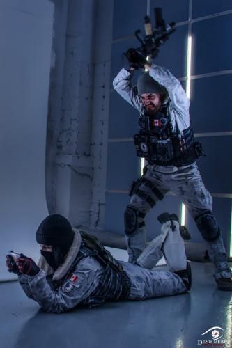 Игра против реальности. Оперативники пятого года обновлений из Rainbow Six Siege