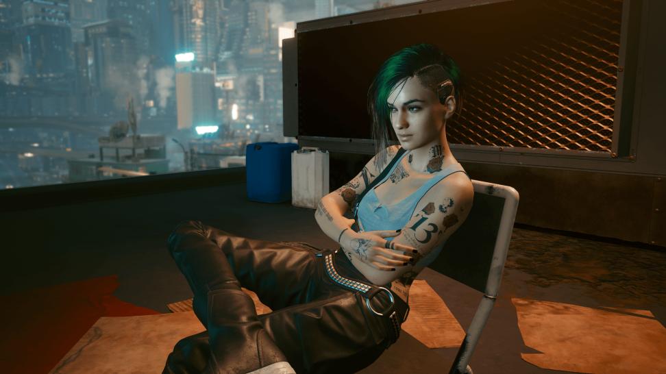 Cyberpunk 2077. «Либо ты умираешь героем, либо живёшь до тех пор, пока не становишься негодяем»
