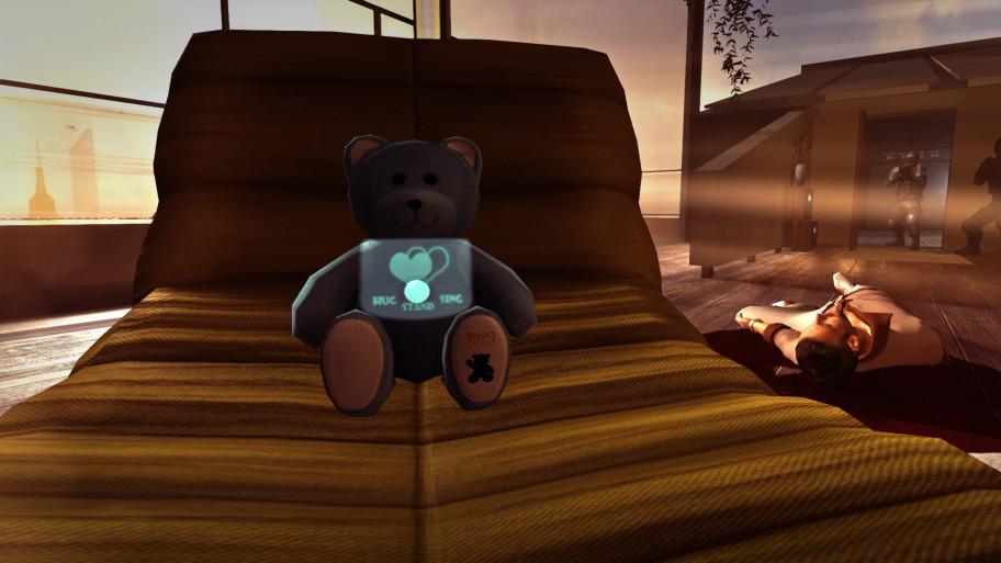 Как мило, медвежонок.