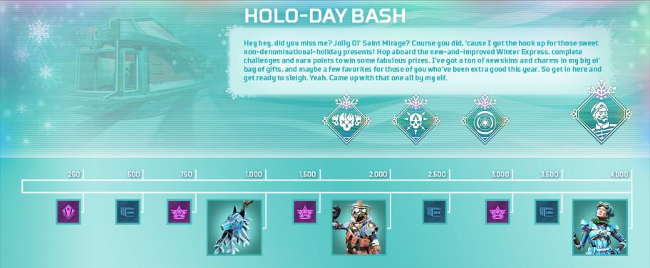 holo-day bash