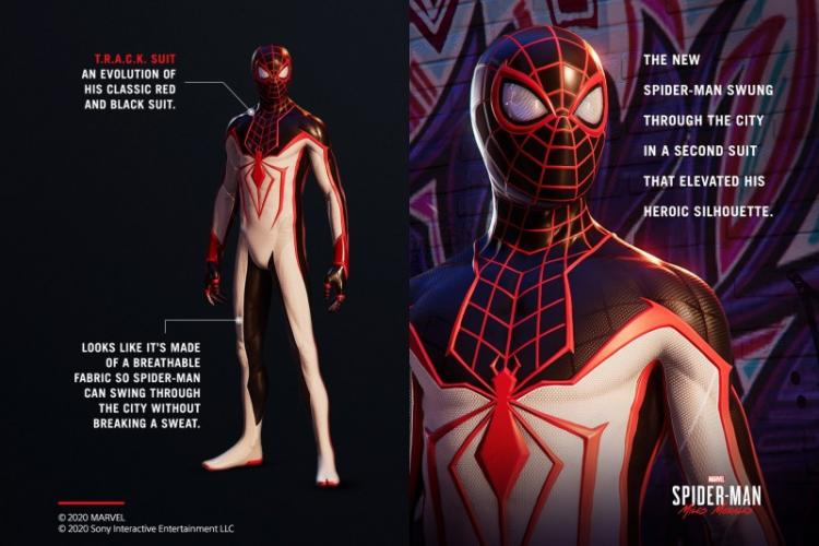 Новые костюмы из ремастера Marvel's Spider-Man добавят в оригинал для PS4