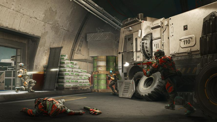 Жуки-мутанты, огнемёт и новые карты — в Warface стартовал сезон «Рой»