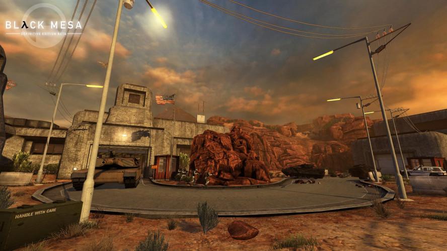 Вышла бета-версия Black Mesa Definitive Edition, улучшающая геймплей и графику