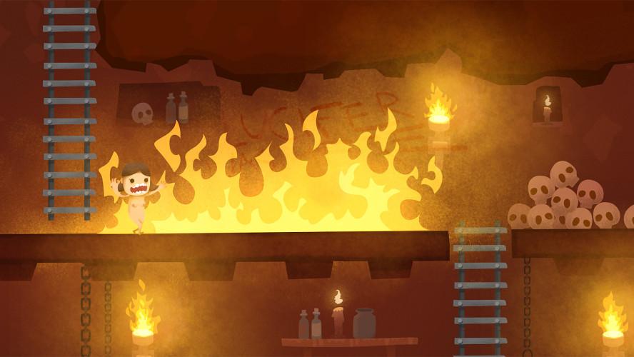 Hell Architect — симулятор управления адом, навеянный Dungeon Keeper, Oxygen Not Included и Prison Architect
