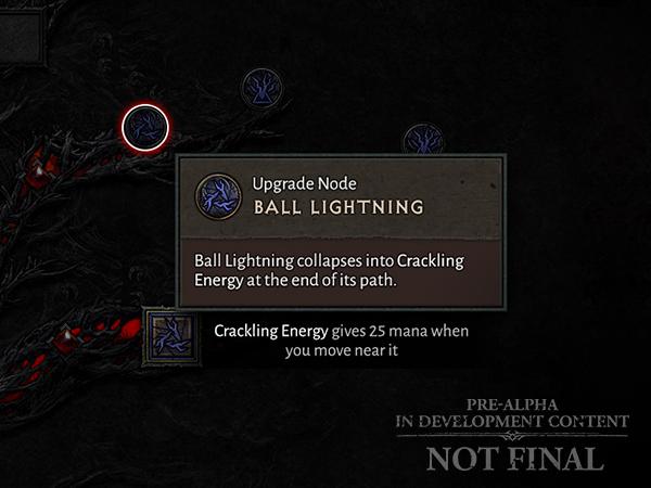 Умения и таланты, cистема чар волшебницы и «эндгейм» — отчёт о разработке Diablo IV