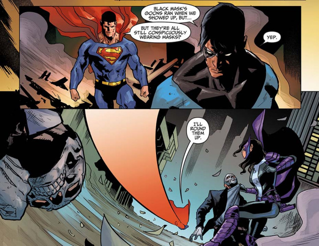 Анонс Injustice: Year Zero — комикса о предыстории Injustice