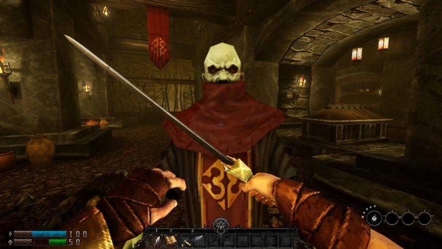 У классического экшена Hexen появится духовный наследник — GRAVEN