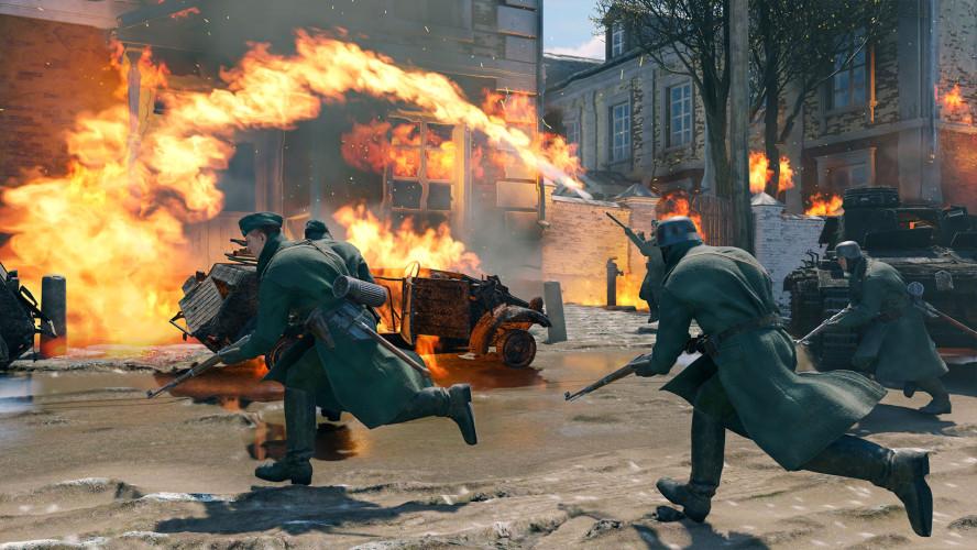 Начался закрытый бета-тест военного онлайн-шутера Enlisted для PC и Xbox Series