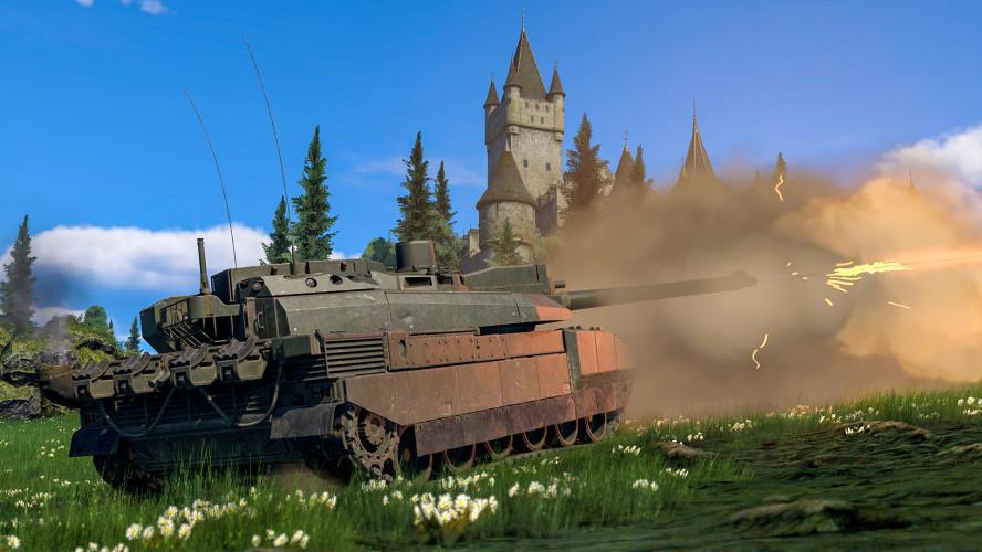 Да прeбудет с тобой «Новая сила» — вышло крупнейшее обновление в истории War Thunder