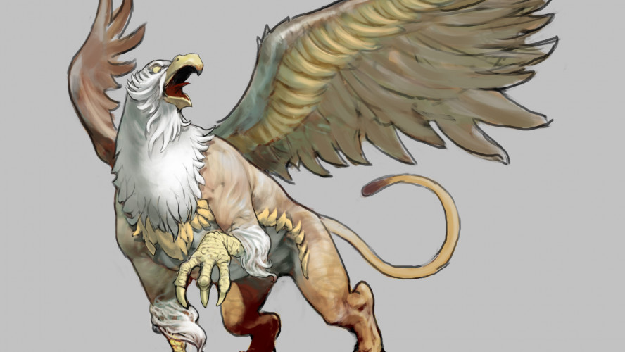 От грифона до паукообразного чудища — подробности о главных противниках в Immortals Fenyx Rising