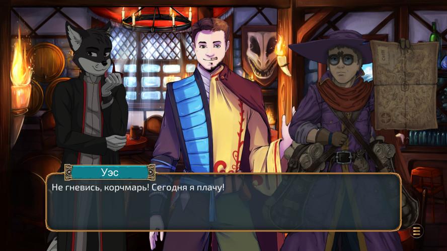 Визуальная новелла про StopGame.ru уже ждёт вас в Steam!