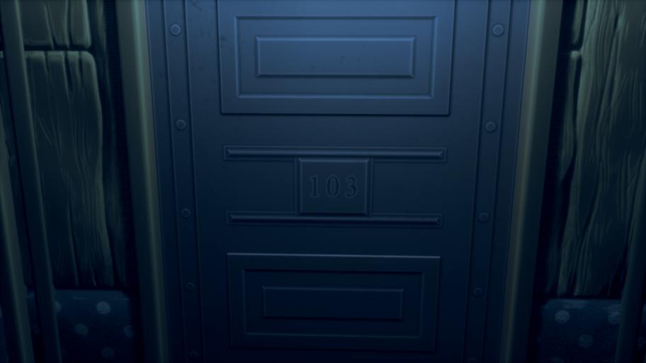 <i><b>Число появляется на двери, перед входом в лесную чащу</b></i>