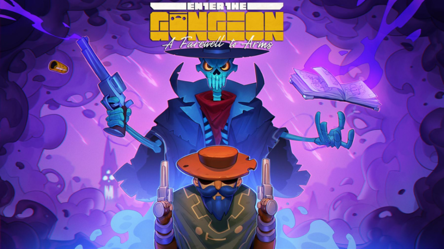 На картинке показаны новый игровой персонаж и финальный босс шестого этажа.