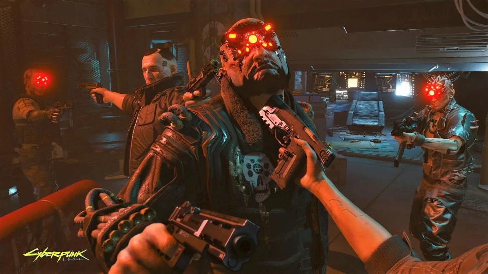 Обмен навыками в Cyberpunk 2077