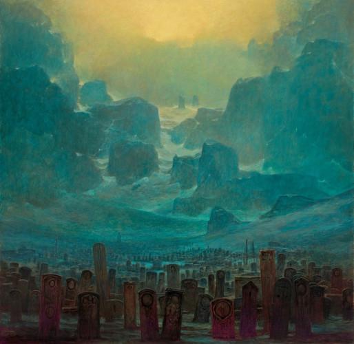 Голубое ущелье [1984 г.] иMaldraxxus [Shadowlands]