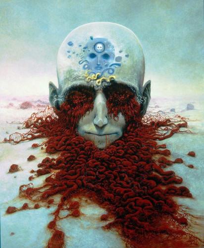 Кровавая голова1977 г.