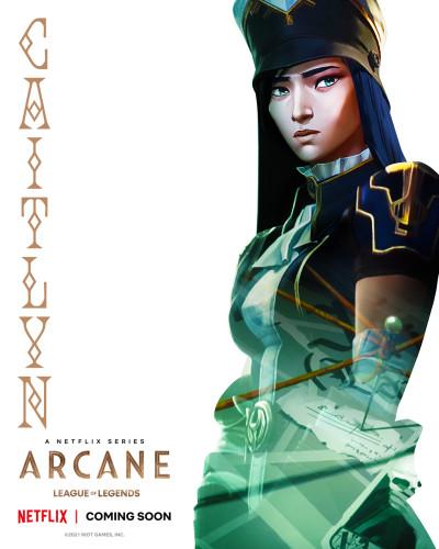 Сериал «Аркейн» по вселенной League of Legends стартует 7 ноября. Смотрите свежий трейлер