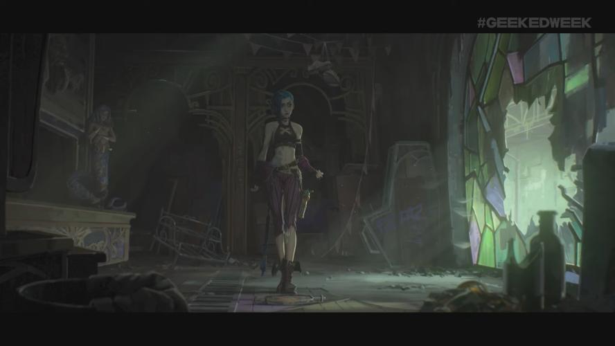 Чернокожий Альберт Вескер, кибергей из Blood Dragon и фестиваль «Ведьмака» — анонсы от Netflix