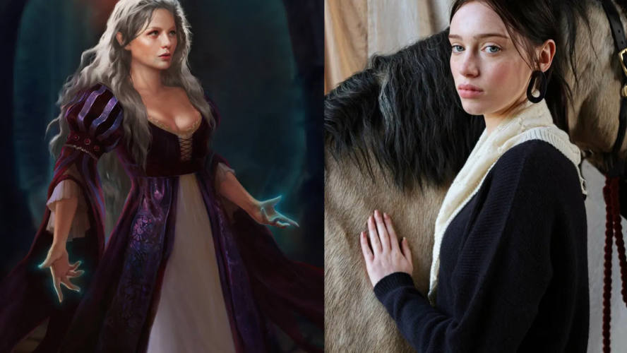 Съёмки второго сезона «Ведьмака» завершены. Смотрите список актёров на роли Эредина, молодого Весемира и других