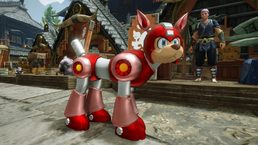 Кроссовер Monster Hunter Rise и Mega Man начнётся 24 сентября