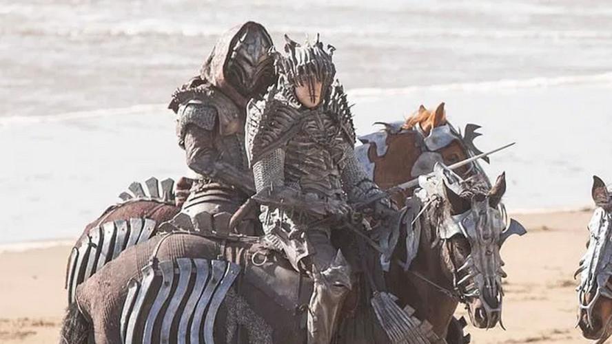 Первый взгляд на Дикую Охоту со съёмок второго сезона «Ведьмака»