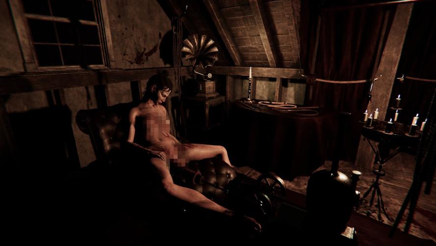 Эротический хоррор Lust from Beyond, навеянный работами Лавкрафта и Гигера, выйдет 25 февраля