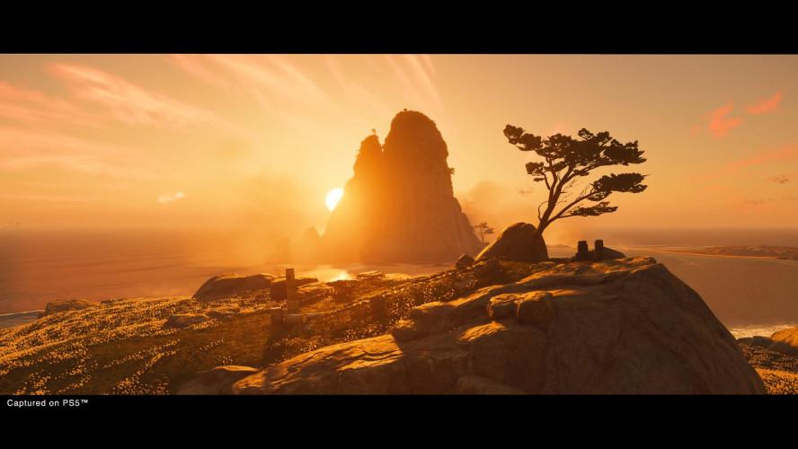 Анонс Ghost of Tsushima Director's Cut — расширенного издания с новой главой