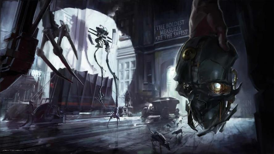 Короли immersive sim: история Arkane Studios