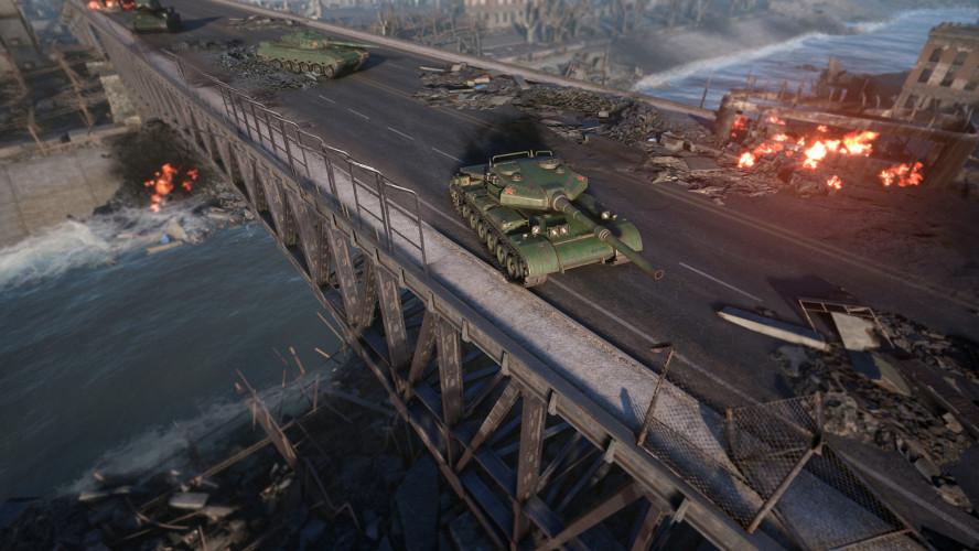 В раннем доступе стартовала Iron Conflict — сетевая RTS с битвами 10 на 10 игроков