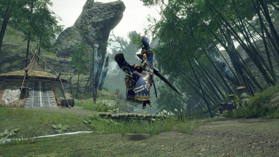 PC-версия Monster Hunter Rise стартует 12 января — и другие новости о серии