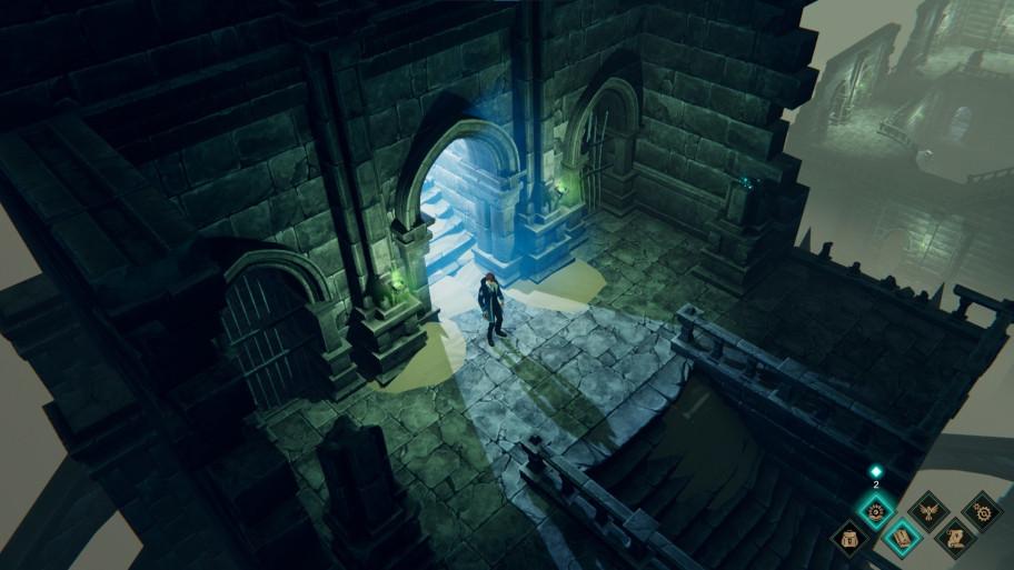 В мрачных подземельях, конечно, тоже побываем…