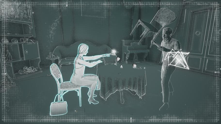 Первая реконструкция событий в игре.