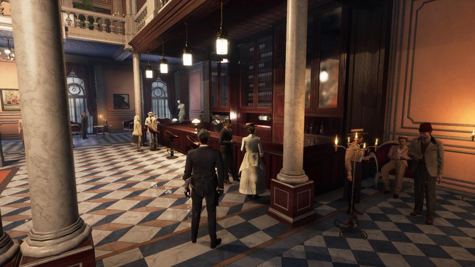 Sherlock Holmes: Chapter One: Превью попресс-версии